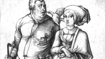Albrecht Durer, Il Cuoco e sua Moglie, 1496 ca.
